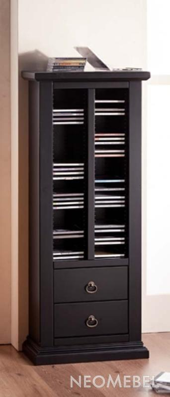 8625. Подставка под CD с 2-мя ящиками.  Возможны различные варианты отделки...